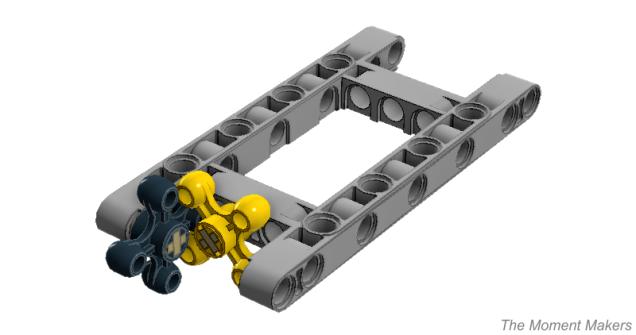 perpendicular gears